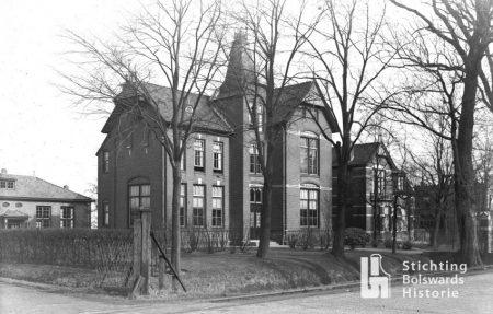 167. Snekerstraat. Zuivelschool, gestart in 1904. Momenteel Okkinga Communicatie.